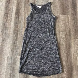 Forever 21 gray heathered dress